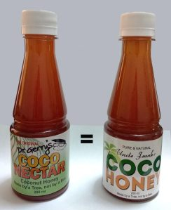 Uncle Frank's Green Honey