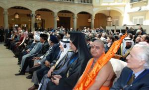A Focolare Movement-organized interr-religious gathering held at Castel Gandolfo.AsiaNews.it/Daniele Mazza (2014)