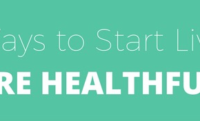 [TDY 5] 5 ways to start living more healthfully