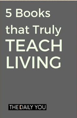 [TDY 5] 5 books that truly teachliving