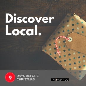 TDY 9 Days of Christmas Challenge: Day 1 – Discover